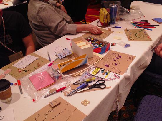 tennessee game days IX - game design workshop